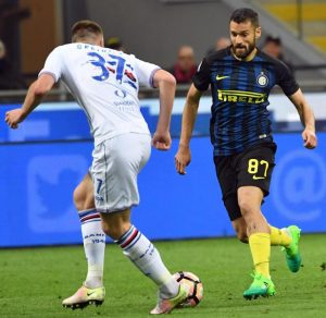 Sampdoria-Inter streaming-diretta tv, dove vederla