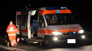 pordenone incidente
