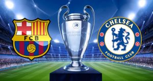 Barcellona-Chelsea streaming