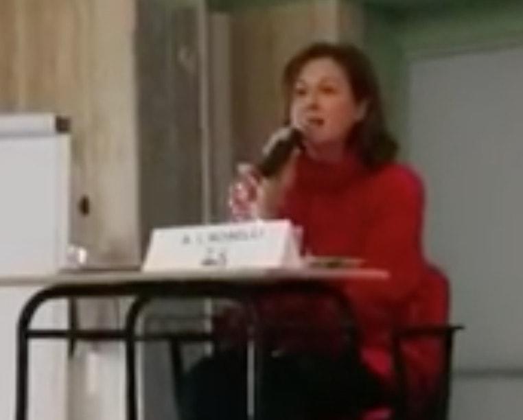 Bari candidata roselli forza italia ignora leggi ue sui for Chi fa le leggi in italia