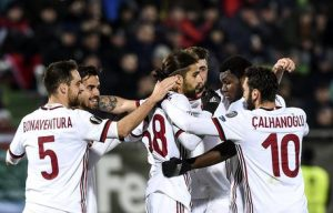 Milan-Arsenal diretta highlights pagelle formazioni ufficiali video gol europa league