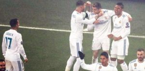 Psg-Real Madrid 1-2 highlights, pagelle. Cristiano Ronaldo-Cavani-Casemiro video gol