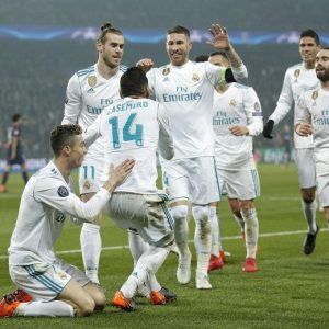 Champions League, Real Madrid ai quarti: 2-1 al Psg, Dani Alves tradisce Emery