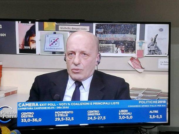 Sallusti, il collegamento dello scandalo: Hitler e meme di Bocelli sullo sfondo