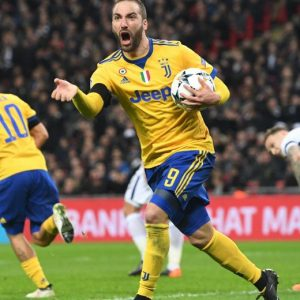 Tottenham-Juventus 1-2 highlights, pagelle: Son-Higuain-Dybala video gol