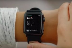 apple watch cuore