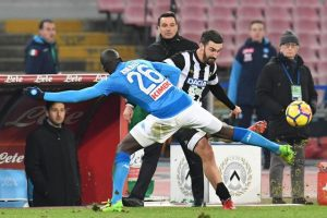 Napoli-Udinese diretta, highlights, pagelle