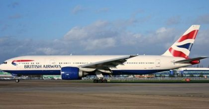 British Airways, pilota sale a bordo ubriaco: arrestato prima del decollo