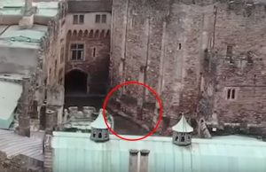 """Fantasma nel Castello di Berkeley"": misterioso VIDEO"