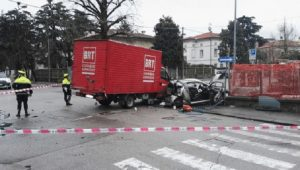 incidente vicenza morte