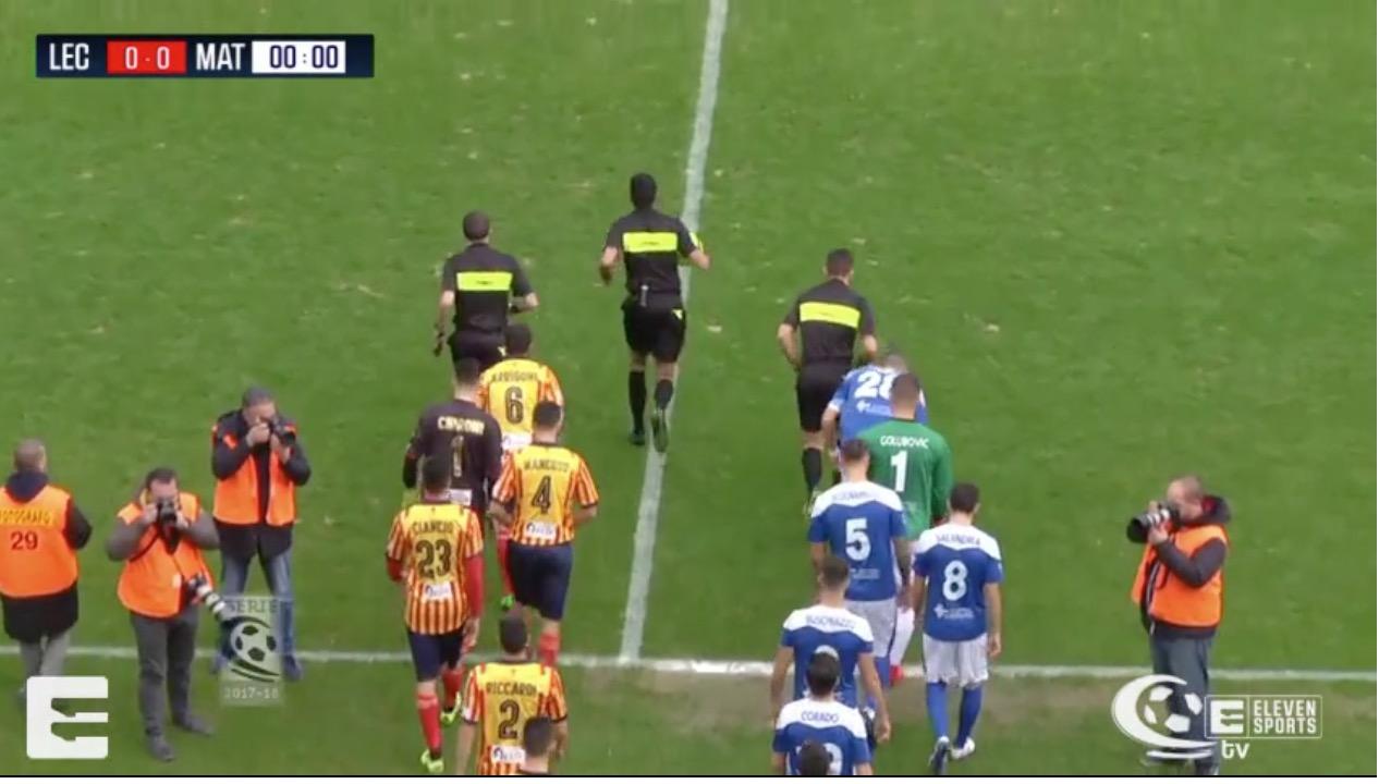 Lecce Fondi Sportube Diretta Live Streaming Ecco Come Vedere La Partita