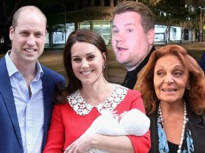royal baby regali