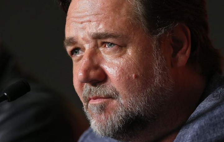 Russell Crowe dimentic...