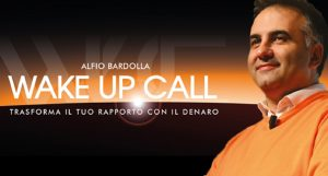 Wake Up Call, 3 giorni di full immersion a Parma con il coach di trading Alfio Bardolla