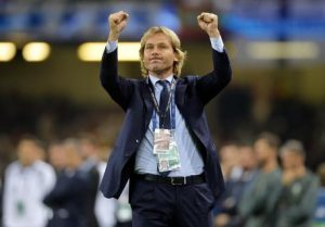 YOUTUBE Benevento-Juventus, Nedved litiga in tribuna autorità