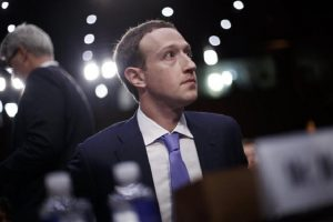 "Cambridge Analytica, Zuckerberg: ""Violati anche i miei dati"" (foto Ansa)"