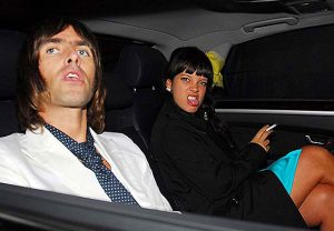 Liam Gallagher Lily Allen