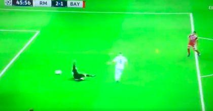 Real Madrid-Bayern Monaco (VIDEO): Ulreich liscia il pallone e Benzema segna a porta vuota
