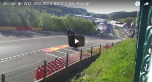 YOUTUBE Matevos Isaakyan, incidente pauroso 6 Ore di Spa: la sua auto è decollata
