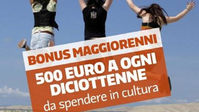 Calendario Bonus Renzi 2020.Bonus Cultura 500 Euro Bocciato Da Bonisoli No Dai
