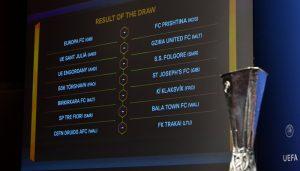 Calendario Preliminari Europa League.Europa League Il Calendario Dei Preliminari Il Primo Turno