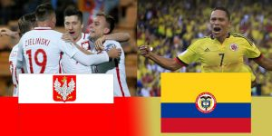 Polonia-Colombia streaming-diretta tv, dove vederla