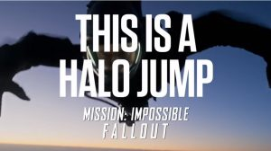 YOUTUBE Mission Impossible, il pericolo salto Halo Jump di Tom Cruise