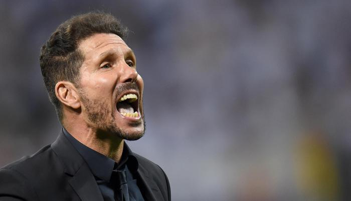 simeone audio whatsapp contro argentina anarchia messi