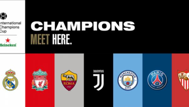Calendario Champion Inter.International Champions Cup 2018 Calendario Juventus Roma