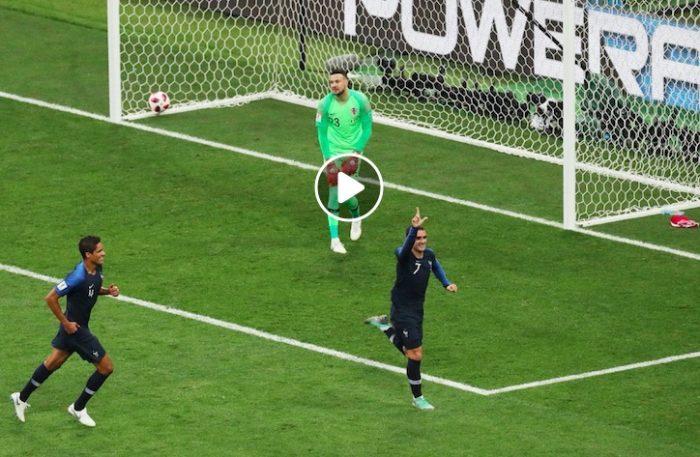 Francia campione del mondo 4 2 alla croazia con show di griezmann e mbapp blitz quotidiano - Agenzie immobiliari francia ...