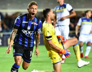 Atalanta-Frosinone 4-0 highlights e pagelle, Gomez gol e assist per Hateboer e Pasalic