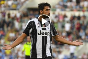 Maglia Home Juventus SAMI KHEDIRA