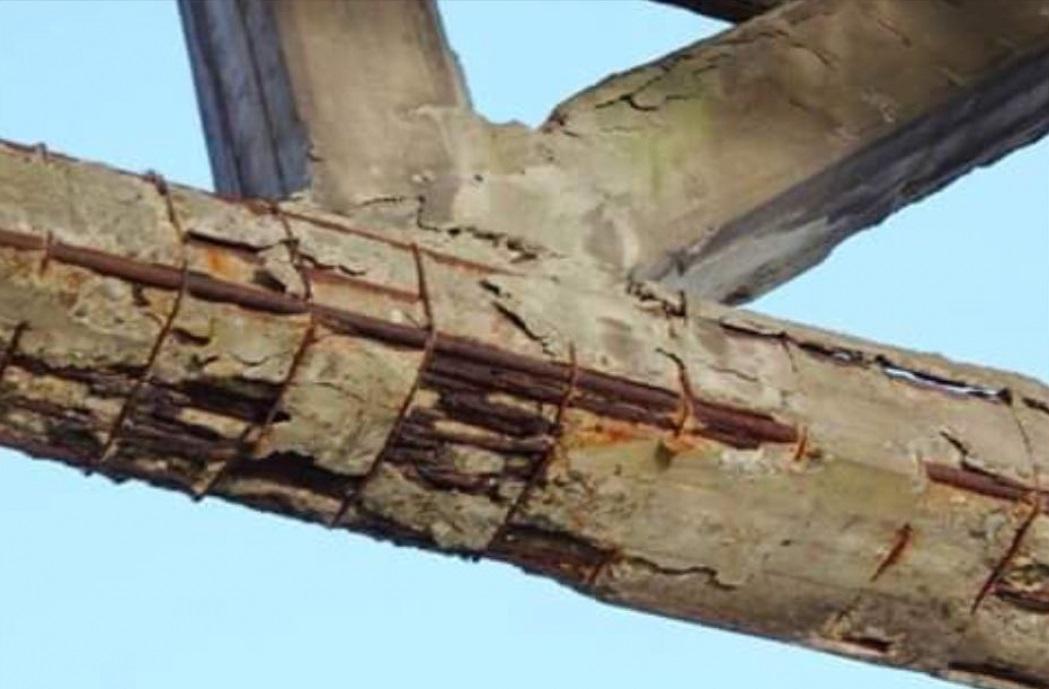 Autostrada a6 torino savona foto viadotti crepe ponti for Progettista di ponti online gratuito