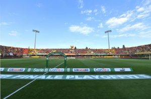 Benevento-Salernitana streaming