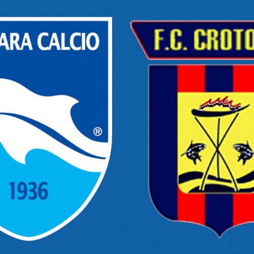 Pescara-Crotone Streaming Dazn E Diretta Tv, Dove Vedere