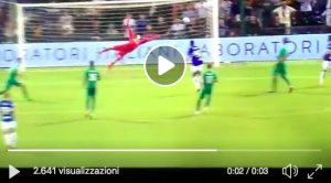 Sampdoria-Fiorentina 1-1 highlights e pagelle, Caprari ha risposto a Simeone
