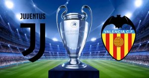 Valencia Juventus streaming