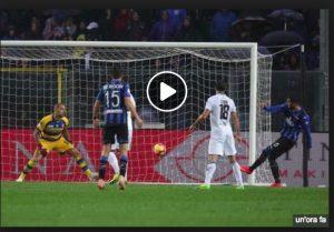 Atalanta-Parma 3-0 highlights and report cards, Palomino and Mancini give show