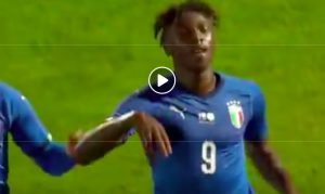 Under 21, Italy-Tunisia 2-0 highlights: Kean and Parigini goals that make Di Biagio smile