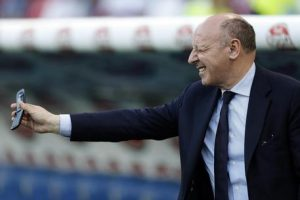 Juventus has resolved the contracts with Giuseppe Marotta and Aldo Mazzia