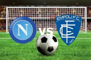 Napoli-Empoli streaming and live tv, where and when to see it