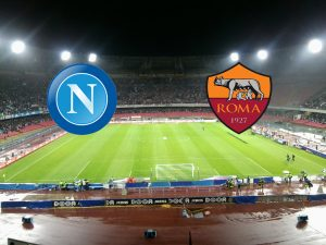Naples-Rome streaming and live tv, where to see it (Serie A)