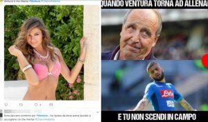 Chievo, Ventura figuraccia all'esordio: quanti sfottò sui social (FOTO)