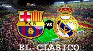Barcelona-Real Madrid streaming and live tv, where and when to see the Clasico