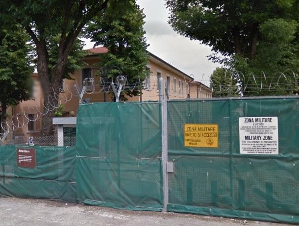 Vicenza militare usa morto nei bagni della caserma - Bagni chimici vicenza ...