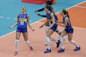 Italy-Serbia, where to see the final of the World Women's Volleyball Championships: timetable and live TV (photo Ansa)