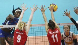 Nazionale Italia sconfitta dalla Serbia: argento Mondiale amaro per le azzurre del volley