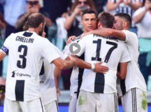 Juventus-Genoa 1-1 highlights e pagelle (Ansa)