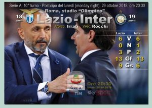Lazio-Inter streaming and live TV, where and when to see it