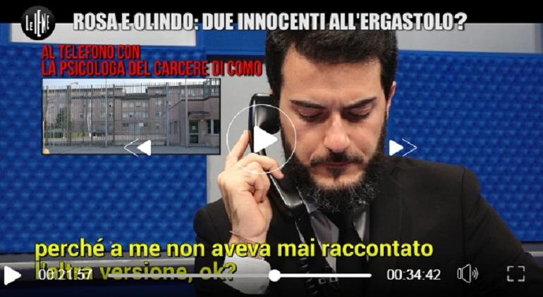 Le Iene Servizio Strage Di Erba Rosa E Olindo Due Innocenti